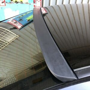 Flat Black 148 Nrl Rear Roof Lip Spoiler Wing For 2011 15 Cadillac Cts v Coupe