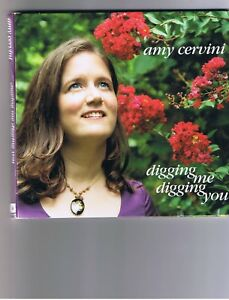 Digging Me Digging You Amy Cervini Cd Used Very Good