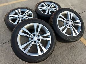 17 Mercedes C300 C Class Oem Wheels Rims And Tires 2015 2016 2017 2018 85367