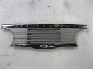 1948 Chevy Fleetline Radio Speaker Dash Grille Ratrod Antique