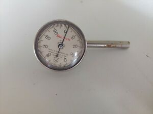 Starret 001 Jeweled Gauge No 196