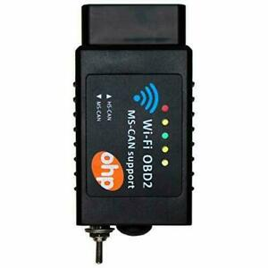 Ohp Wifi Elm327 Forscan Obd2 Adapter With Hs can Ms can Switch For Ford