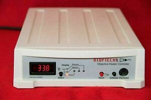 Bioptechs Objective Heater Controller For Live Cell Incubation Microscope System