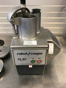 Robot Coupe Food Processor Commercial Food Machine Model Cl 50