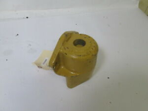 Caterpillar 2n 7478 Oil Pressure Relief Valve Cooler Pipe Cat D379 Marine Engine