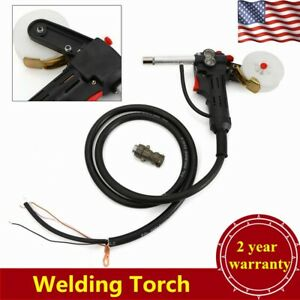 Mig Spool Gun Mig Gun Wire Feed Aluminum Welder Welding Torch With 2m Wire Cable