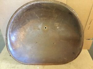 1949 Ih Farmall M Tractor Seat Pan Supers Mta 300 450 C H Others