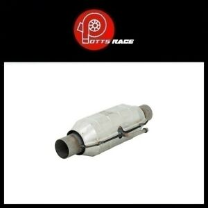 Flowmaster 58935 Pre Obdii Carb Legal 2 25 In Out Universal Catalytic Converter