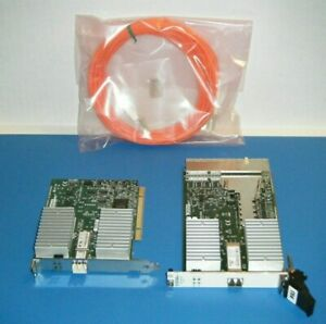 Ni Mxi 4 Fiber Optic Kit Pxi 8336 Pci 8336 10m National Instruments tested