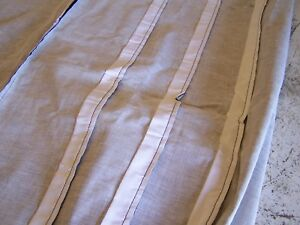 1941 1946 1947 1948 Ford Club Coupe 5 Bow Cloth Headliner
