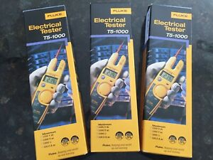 Fluke T5 1000 Voltage Continuity And Current Tester New In Unopened Box