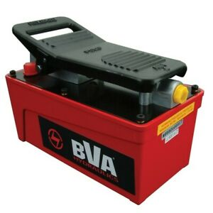 Bva Pa1500 Air Over Hydraulic Foot Pump Brand New