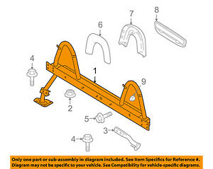 Mazda Oem 09 15 Mx 5 Miata roll Bar Ne5256h1xd
