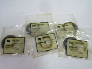 Caterpillar 9204401100 Dust Seal For Tow Motor Lot Of 5 Nwb