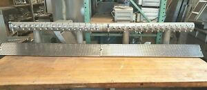 32 Tap Draft Beer 2 H towers Head Faucet Draft Glycol Stainless Drip Tray Used