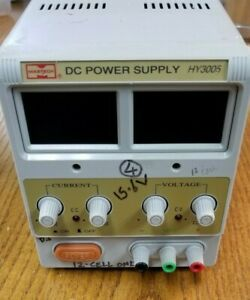 Mastech Dc Power Supply 30v 5a Hy3005