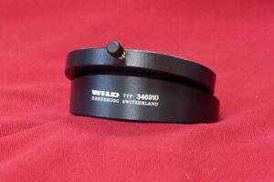 Leica Wild Ergo Wedge 346910 15 Fixed For M3 M7 M8 M10 Stereo Microscope