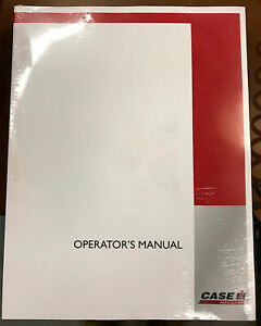 Case Ih 8 10 Foot Power Grain Binder With Parts List Operator s Manual
