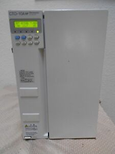 Shimadzu Cto 10a Vp Column Oven Hplc Liquid Chromatograph Tested Very Nice