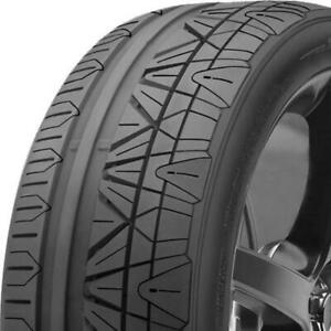 2 New 245 35r20xl 95w Nitto Invo 245 35 20 Tires