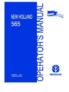 New Holland Baler Manual | MCS Industrial Solutions and