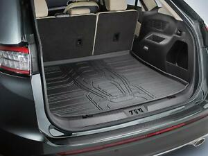 Ford Genuine Oem Custom Fitted Protective Cargo Mat Tray Ford Edge 2015 2019