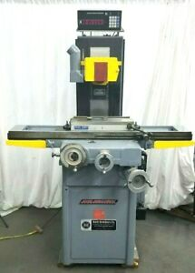 Reid 6 X 18 Surface Grinder With Mag Chuck And Digital Readout