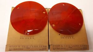 New 1957 58 59 60 61 62 63 Ford Pickup 1961 67 Econoline Rear Taillight Lens