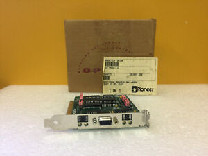 Opto 22 Ac422at Asynchronous Rs422 Rs485 Computer Interface Card New