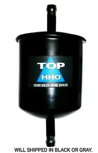 2 Pieces Final One Way Directional Drying Metal Filters For Hho Generator Kit