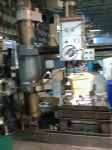 Clausing Colchester Radial Drill 4 X 12