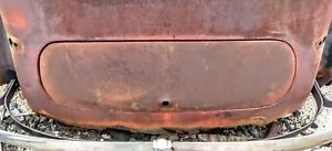 1935 Packard Rear Compartment Lid