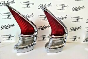 1956 58 Packard Taillights