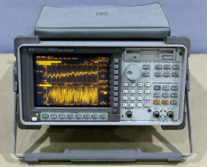Hp 35670a Dynamic Signal Analyzer b2