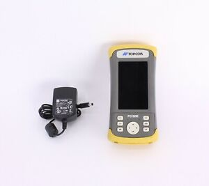Topcon Fc 500 Data Collector W Magnet Field Software Version 2 7 1