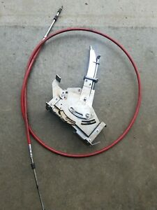 B M Automatic Shifter Gm Chevy Ford Mopar 3spd With Cable
