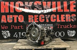 08 09 10 6 Speed 4wd Allison 1000 Transmission Duramax Diesel Chevy Gmc 6 6 Hd