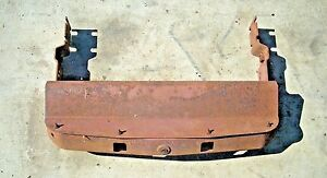 International Farmall 404 Tractor Top Radiator Grille Mounting Bracket