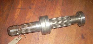 Ford 1715 Tractor Pto Shaft Sba322590545