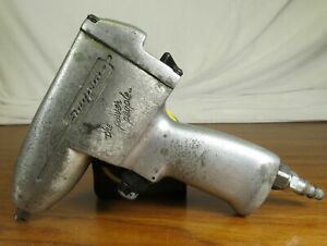 Snap on Air Pneumatic Impact Wrench Reversible 3 8 Drive Im31
