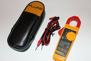 Fluke 324 True Rms Digital Clamp Meter Multimeter