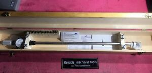 Excellent Standard Rinseable Dial Bore Gage 2 8 In 0001 Extra Long 30 In Oal