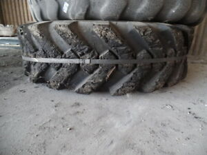 14 00x24 Solideal Otr Tire G 2 G2 12 ply Used 30 32 Tread Section 14 00 24 Bias