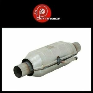 Flowmaster 58934 Pre Obdii Carb Legal Universal Catalytic Converter W 2 In Out