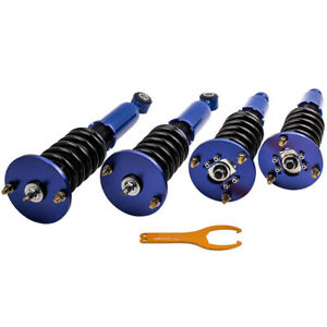 Coilovers Lowering Kit For Mitsubishi Eclipse 95 99 Galant 94 98 Adj Height