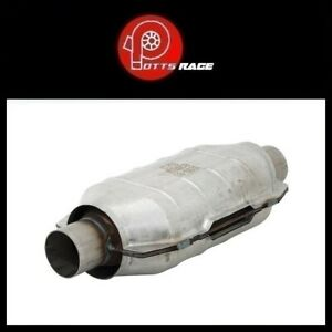Flowmaster 612005lb Obdii Carb Legal 2 25 In Out Universal Catalytic Converter