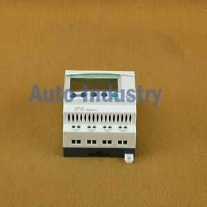 Used Schneider Zelio Plc Sr2b121fu Logic Controller Tested It In Good Condition