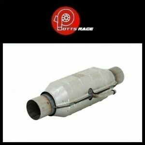 Flowmaster 58936 Pre Obdii Carb Legal 2 5 In Out Universal Catalytic Converter