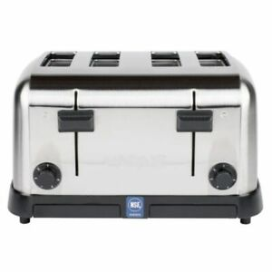 Waring Wct708 4 Slice Commercial Toaster 120 Volts New