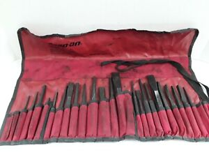 Snap On Tools Usa 24 Piece Punch And Chisel Set Ppc250bk 867